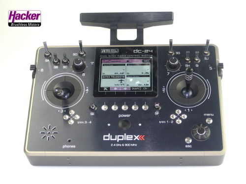 Jeti DC-24 MultiMode 2.4Ghz Duplex 24/0/0